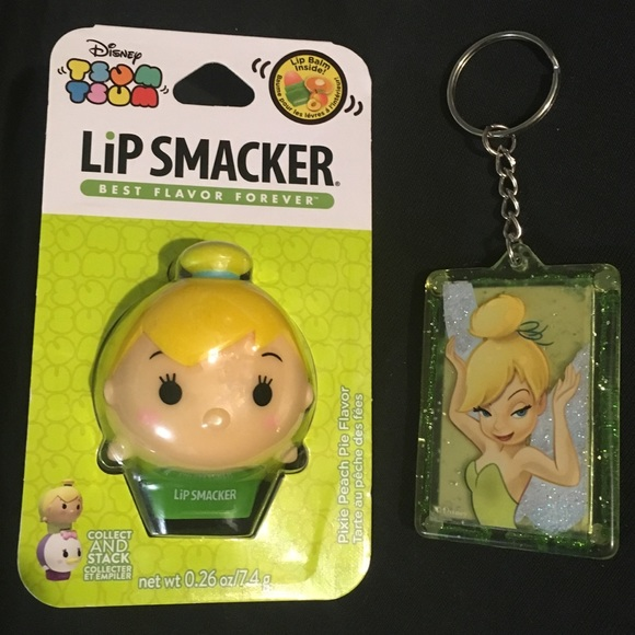 ed1f87bb5f5 Tsum Tsum Tinkerbell Lip Smacker